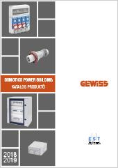 Katalog Gewiss Domotics Power Building