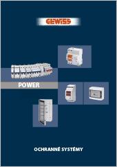 Katalog Gewiss Power