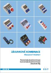 Katalog zásuvkových kombinací EST