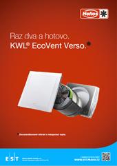Rekuperace Helios EcoVent Verso