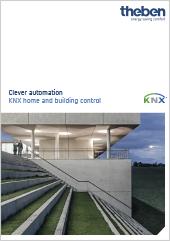 Katalog Theben KNX