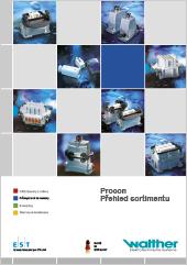 Katalog Walther Procon