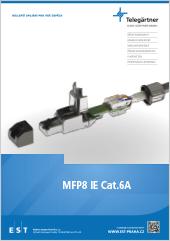 Telegärtner MFP8 IE Cat 6A
