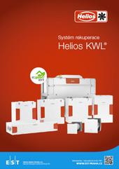 Katalóg rekuperácií Helios KWL